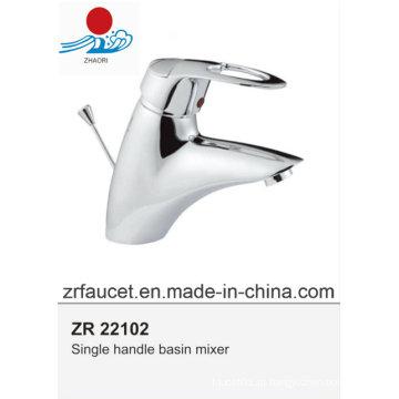 Faucet de lavatório Hanlde de alta qualidade de design novo