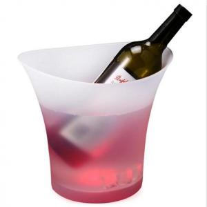 Champagne Bucket LED Ice Bucket Large Capacity