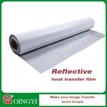 Qingyi Haute qualité film de transfert de chaleur réfléchissant