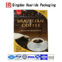 Bunte Kaffee-Plastikverpackungs-Taschen