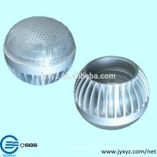 Shenzhen oem último popular muere luces de aluminio del accesorio de la calle de la fundición