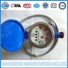 Compteur d'eau à distance direct résidentiel à eau