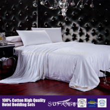 Summer Cool extremely soft wholesale silk fitted modal duvet hotel bed quilt