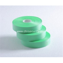 Green fashion reflective fabric