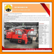 SLY600 Crawler Water Well Drill Rig (320m depth)