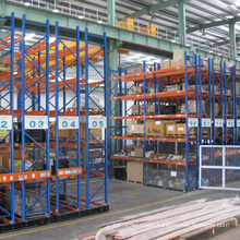 Heavy Duty Automatic Solution of Mobile Rack/Electric Movable Racking of Non Guide Rail