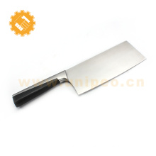 Forged steel vegetable cleaver knife with ergonomic handle non-slip grip
