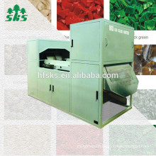 CCD camera intelligent belt type calcite color separator,color sorter machine with high capacity for mineral plant