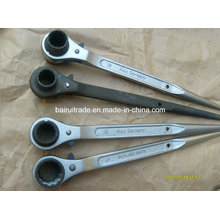 Ratchet Socket Wrench with Handle
