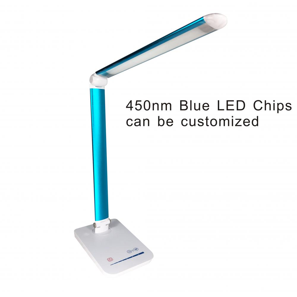 Mavi LED Chips 450nm masa lambası