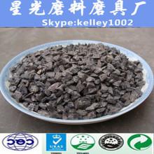 Material refractario 1-3mm 5-10mm 96% Brown Óxido de aluminio Bfa