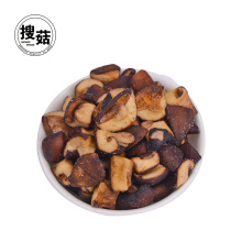 VF technology ECO-friendly Vacuum Fried Shiitake Mushroom chips