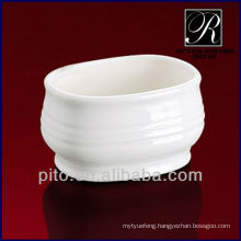 P&T chaozhou facotry porcelain sugar bowl, sugar pot