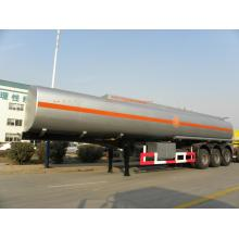 3 Axles 50000 Liters Semi Trailer شاحنة