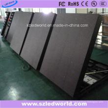 Panneau extérieur d'écran d'affichage à LED de secousse de service de HD de P6 HD