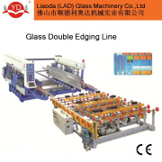 Glass Double Edging Machine Production Line (YD-DE-2520)