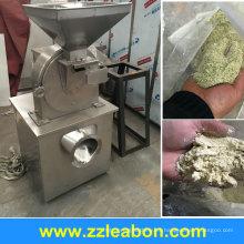 Máquina de molino de maíz de soja de acero inoxidable