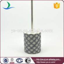 YSb50053-06-tbh Chinesisches Design handgemalte Dolomit-WC-Bürstenhalter Produkte