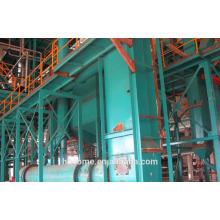 Equipamento de óleo do fruto da palma da capacidade alta, máquina da extração do óleo da fruta da palma