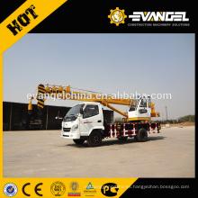 Yugong Small 7 ton Truck Crane YGQY7K en venta