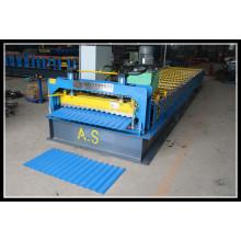 Máquina formadora de rollos de lámina corrugada Dixin 1064 fabricada por China
