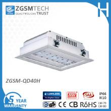 Lumière de station service de 40W LED avec ce RoHS