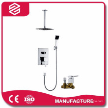cheap bathroom full set shower faucet wall in shower sets
