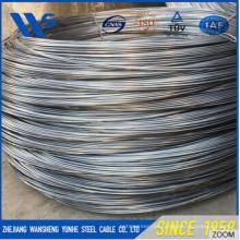 High Carbon Spring Steel Black Wire für Matratze von der chinesischen Herstellung
