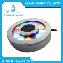 9watt 316 Stainless Steel Underwater LED Fountain Light