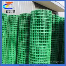 Fuerte calidad soldada malla de alambre (galvanizado / PVC recubierto)