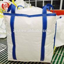 Hebei fabrik big bag 1000 kg jumbo big bag 1200 kg preis pro tonne kohle kohle reis tasche für industrielle material