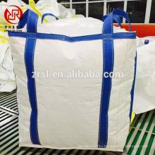 Hebei factory big bag 1000kg jumbo big bag 1200kg price per ton of charcoal coal rice bag for industrial material