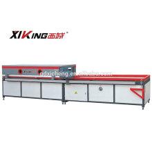 QC2611A máquina automática de la prensa de la membrana del vacío del PVC para la fabricación de gabinete