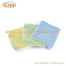 Инструменты косметические мыть лицо макияж очистки губки перчатки