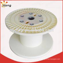 cable de alimentación eléctrica de viento de carrete de tambor plástico personalizado 500mm