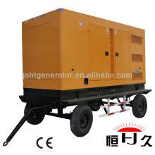 400V 50Hz 500KW móvil CUMMINS generador eléctrico conjunto (GF500C)