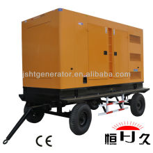 62.5KVA Mobile Electric Generator Set(GF50C)