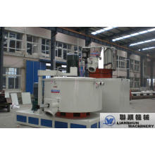 CE/SGS/ISO9001 calefacción refrigeración unidad de mezclador de plástico