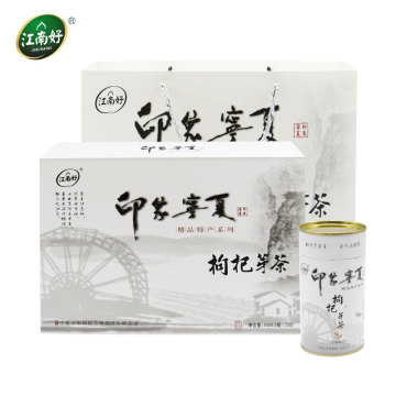 Thé aux feuilles de Wolfberry / Goji Berry Leaf Tea 150g
