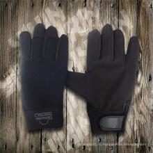 Черные Перчатки-Рабочие Перчатки-Защитные Перчатки-Дешевые Перчатки Труда Перчатки Промышленные Перчатки