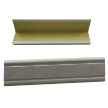 Waterproof Architectural Interior Wall Decorative Bamboo Fiber Moulding Lines