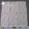 mini bonito lenço de algodão 28cm * 28cm