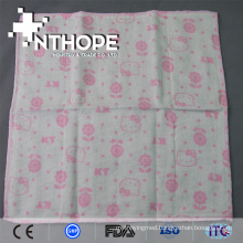 cotton hankerchief many kinds on sale