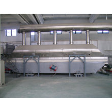 Rectilinear Vibrating-Fluidized Dryer