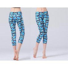 Leggings al por mayor de la alta calidad del deporte Leggings apretados de Oorganic