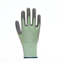 Cotton Nitrile Labor Gloves with CE EN388