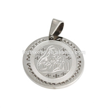 collar colgante joyas suministros medallas milagrosas