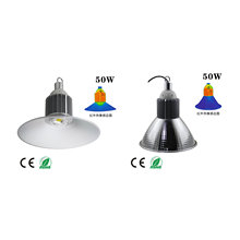 Neu! 50W 85-265V 120 Grad LED-hohe Bucht-Licht