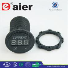 Daier Ammeter Power Outlet Prise d'allume-cigare