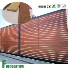 WPC Водонепроницаемый древесины Пластиковые композитные облицовки стен